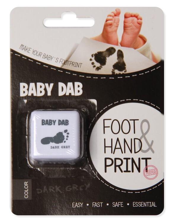 Farba na detské otlačky Baby Dab