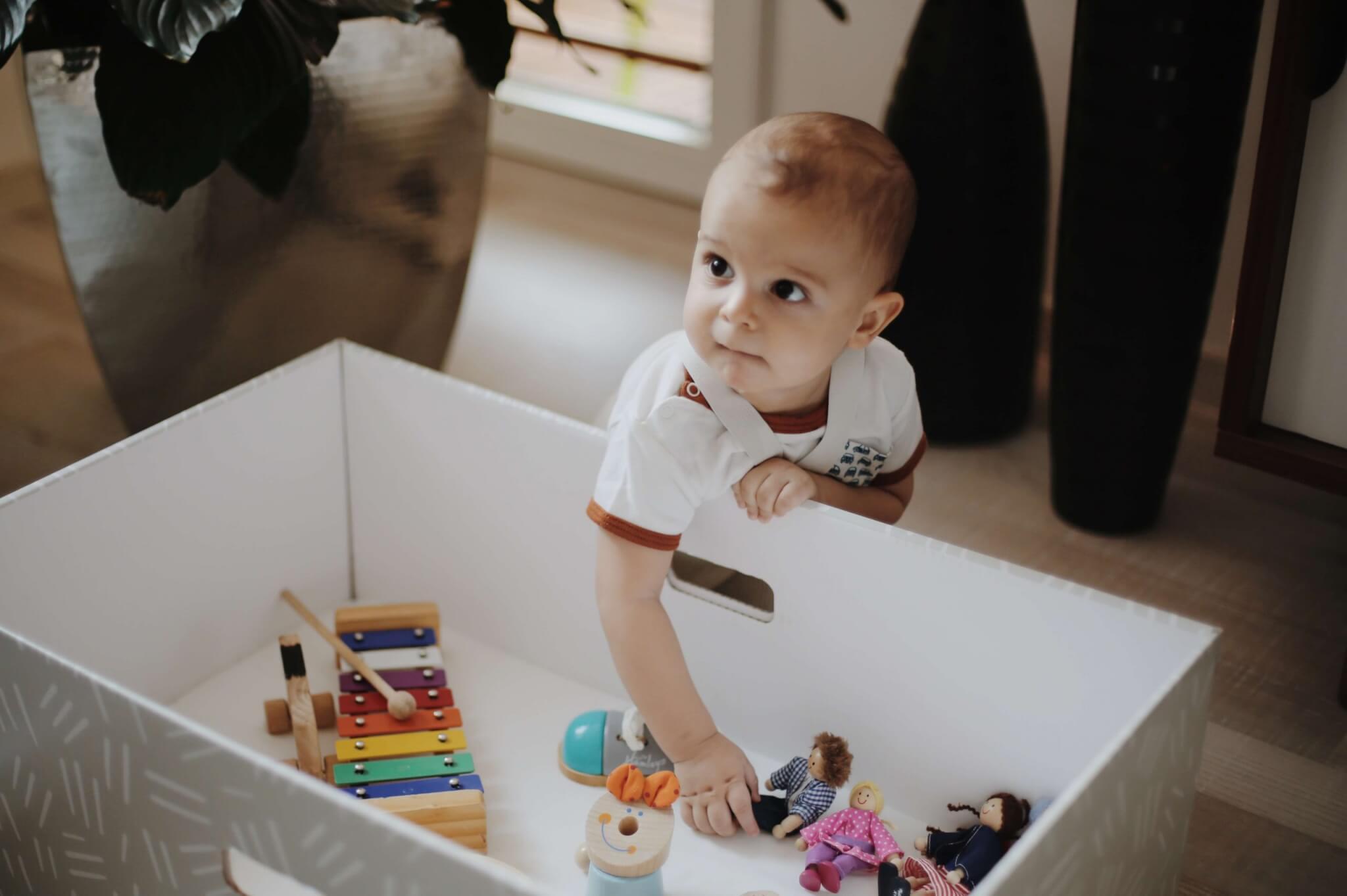 úložný box na hračky
