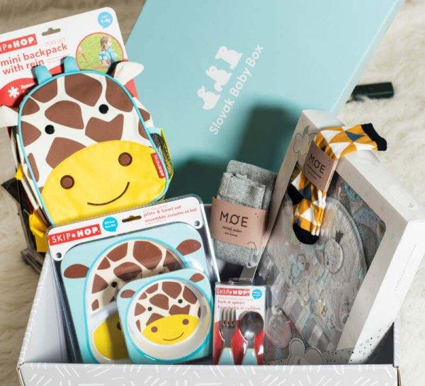 Slovak Baby Box Mini