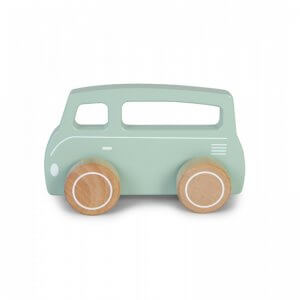 Drevene auto van LittleDutch