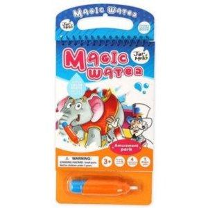 malovanie vodou Water-wow-coloring-pen-magicke-pero-zabavny-park-500x500