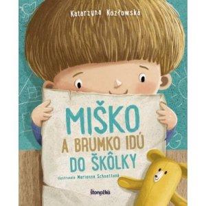 miško_a_brumko_idú do škôlky_stonožka_katarzyna_kozlowska_marianna_schoett-500x500